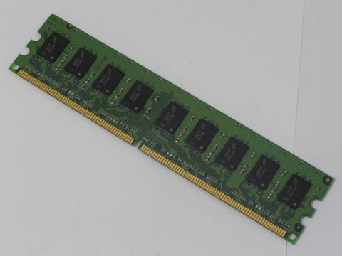 Crucial 2GB 240PIN PC2-5300 Unbuffered DIMM