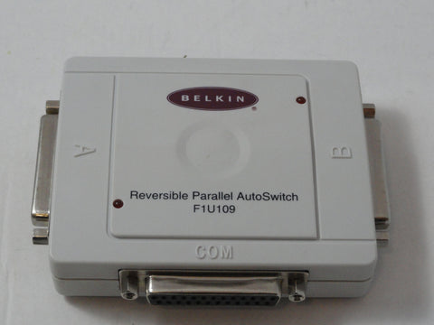 Belkin Two Way Reversible Parallel Autoswitch