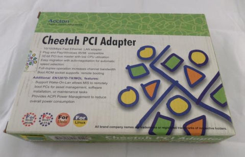Accton Cheetah PCI Ethernet Adaptor