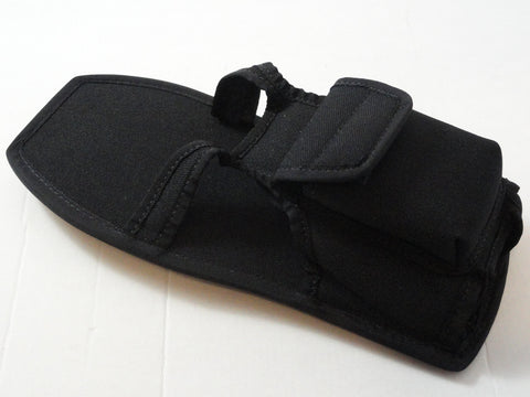 Agora 'PolyDuck' Black Fabric Holster for