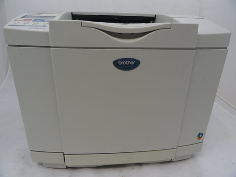 Brother Network-Ready Colour Laser Printer