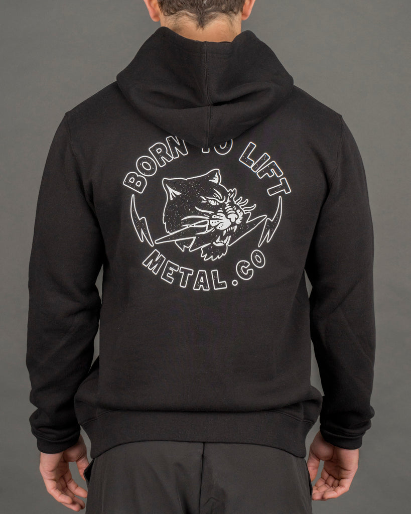 Born To Lift Hood [Black]