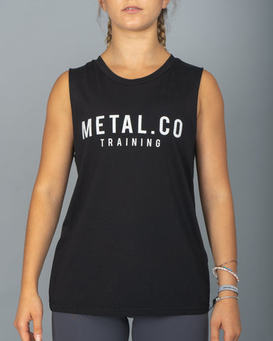 Metal.Co Training - Ladies Tank [Black]