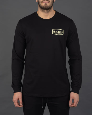 For The Dedicated Long Sleeve Tee.