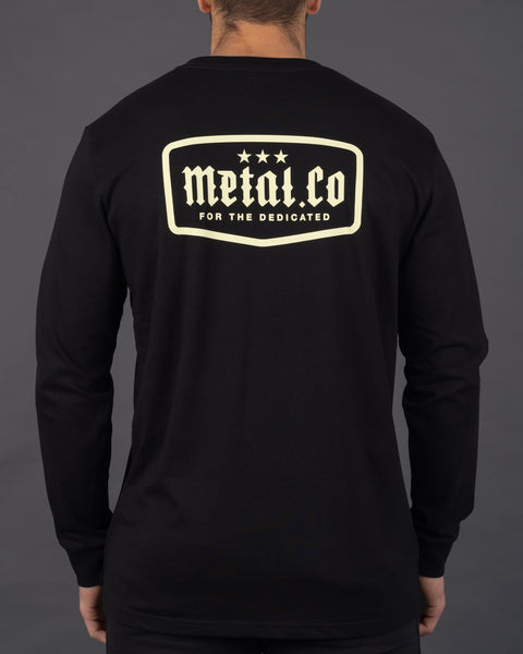 For The Dedicated Long Sleeve Tee] BACK IN STOCK: 20th Feb.