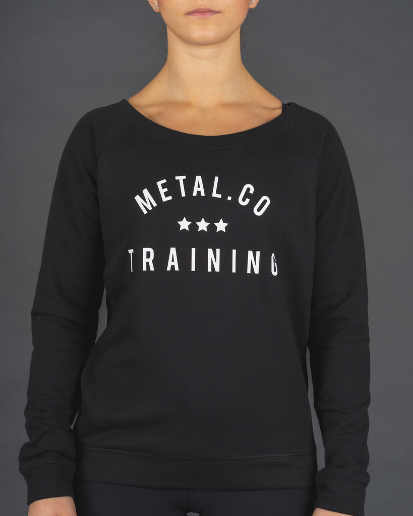 Training Drop Neck Sweater.