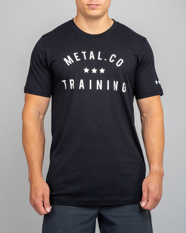 Metal.Co Training Tee [Black]