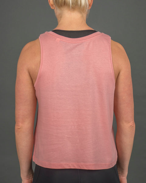 Friends Ladies Tank [Light Coral]