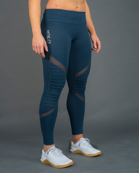 Flex Leggings (Teal)