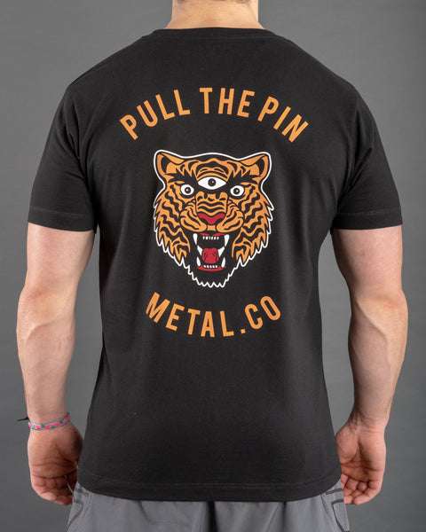 Pull The Pin - Graphic Tee [1 Small Left]