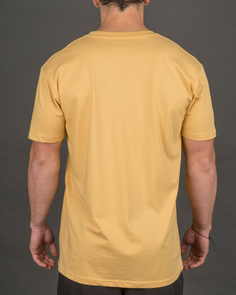 Metal.Co Training Tee [Yellow]