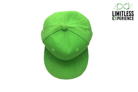 Snap Back Hat (Green)