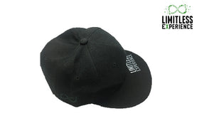 Snap Back Hat (Black)