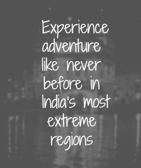 ADVENTURE WEEK NORTH INDIA