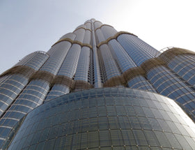 Dubai:  Transfers + City Tour + Burj Khalifa Tour + Dhow Cruise + Desert Safari