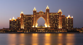 Dubai: Transfers + City Tour + Burj Khalifa Tour + Dhow Cruise + Desert Safari + Atlantis & Aquaventure Tour