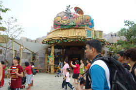Singapore: Transfers + City Tour + Universal Studio + Indian Dinner Coupons (without transfer)