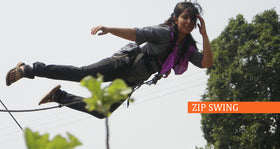 Zip Swing Musoorie