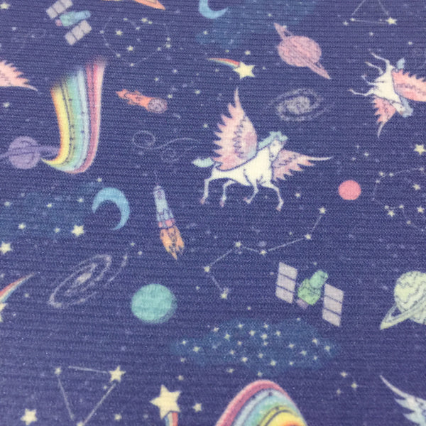 Lindy Bop Teenie Space Unicorn Tights