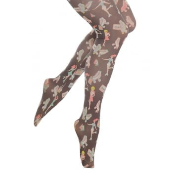 Lindy Bop Teenie Roller Diva Tights