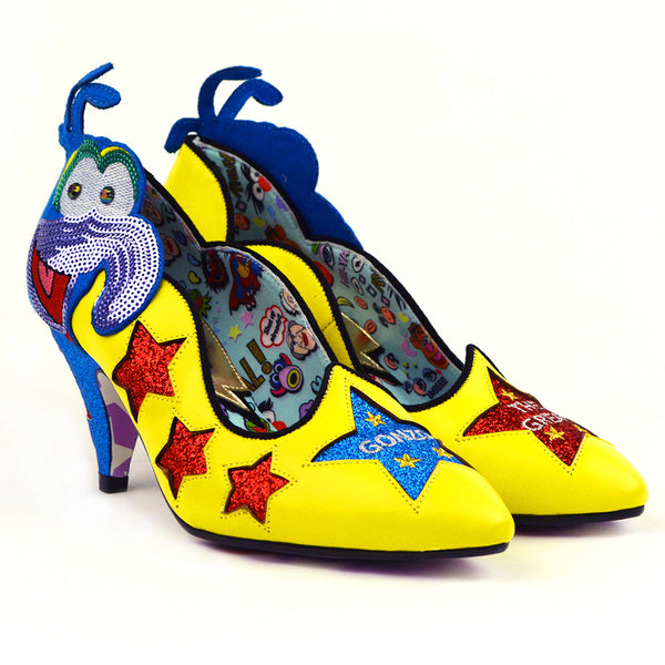 Irregular Choice Muppets 'The Great Gonzo'