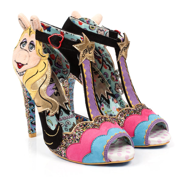 Irregular Choice Muppets 'Original Diva'