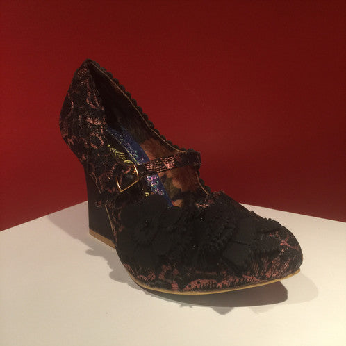 Irregular Choice Cherie Amour