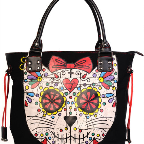 Banned Sugar Kitty Shoulder Bag