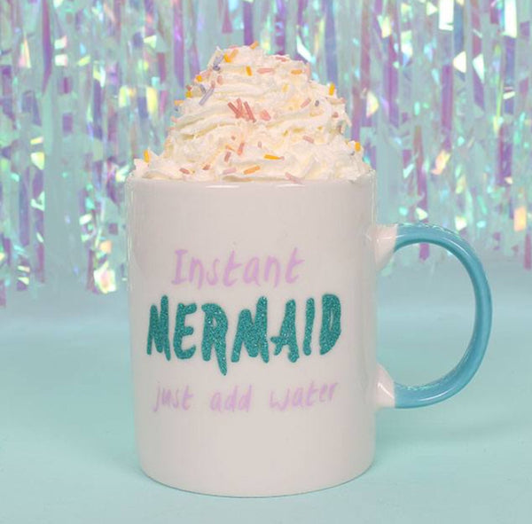 Instant Mermaid Mug