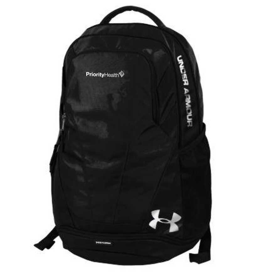 f75424bb3aa5 Under Armour Hustle 3.0 Backpack - Priority Health Brand Store