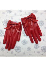Big Bow Gloves