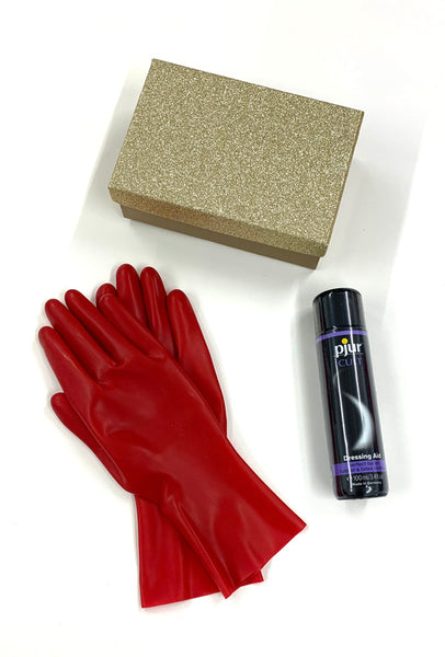Classic Gloves Gift Box