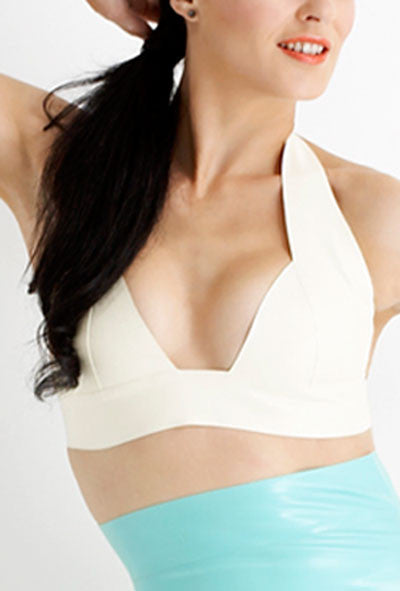 Halter Bra Top