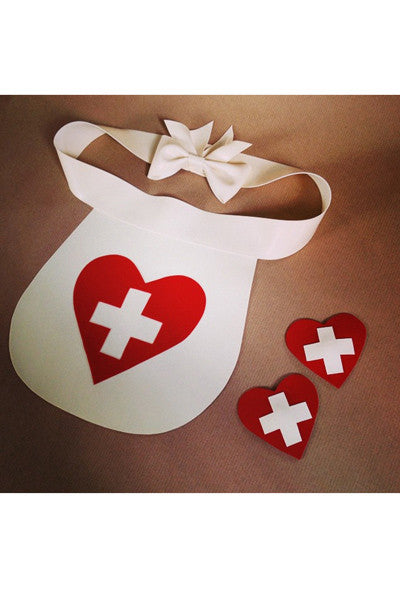 Medical Love Apron