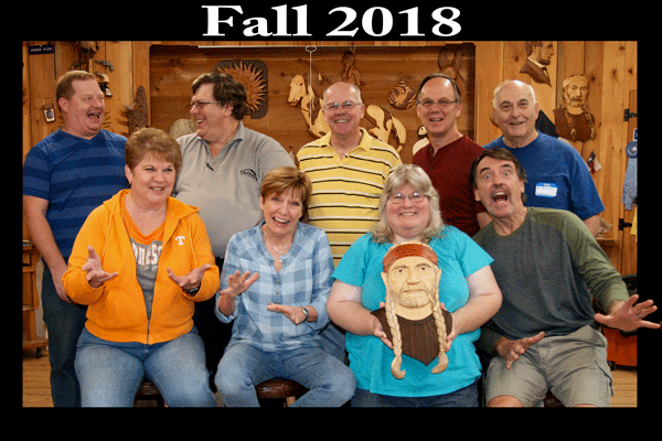 Advanced Class  fall 2018