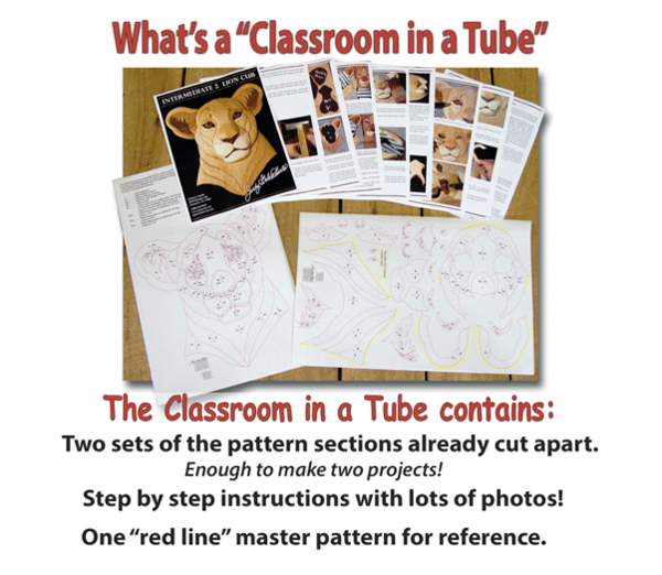 Classroom in a Tube