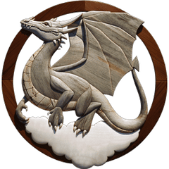 Dragon Intarsia JGR Pattern
