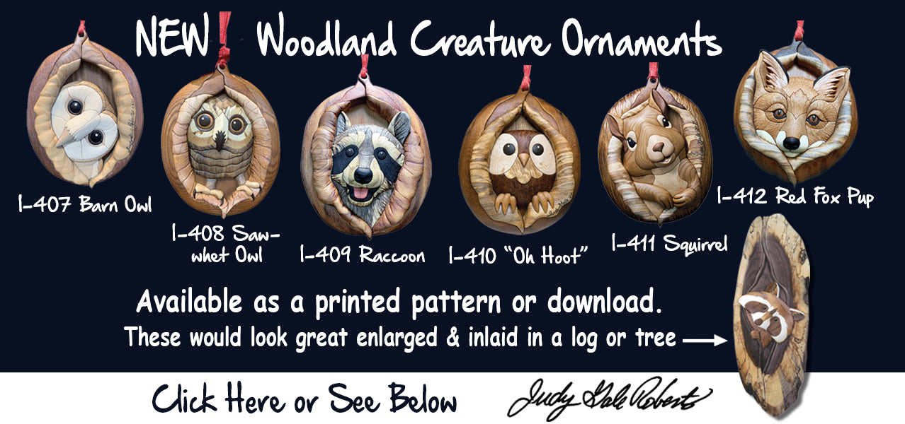 Buy 3 Intarsia Patterns Get 4th Free