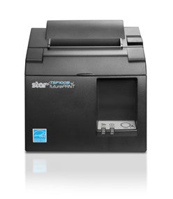 Star Micronics TSP143IIILAN Thermal Printer (Bar), Ethernet (LAN), Cables incl.