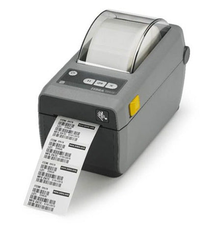 Zebra ZD410 USB Label Printer + USB Cable