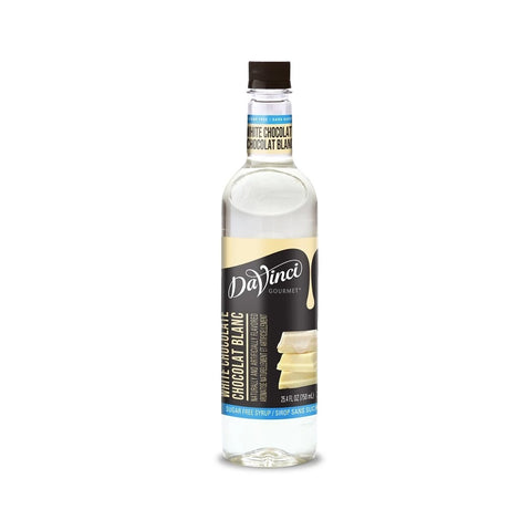Da Vinci Syrup - SUGAR FREE - White Chocolate