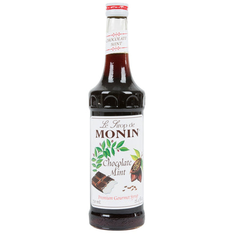 Monin Syrup - Chocolate Mint - 750 ml