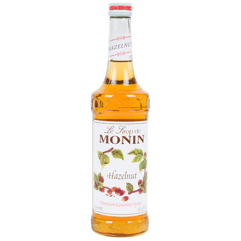 Monin Syrup - Hazelnut - 750 ml
