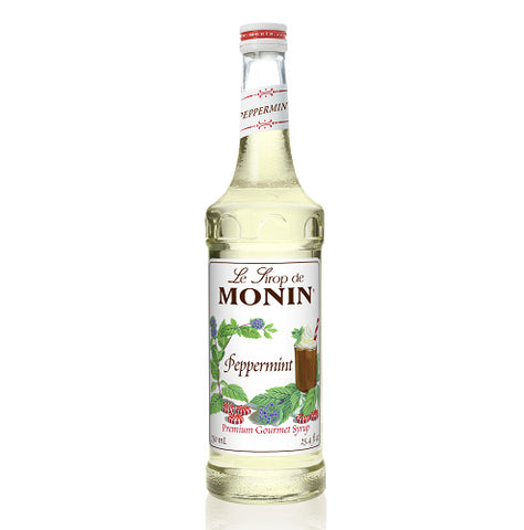 Monin Syrup - Peppermint