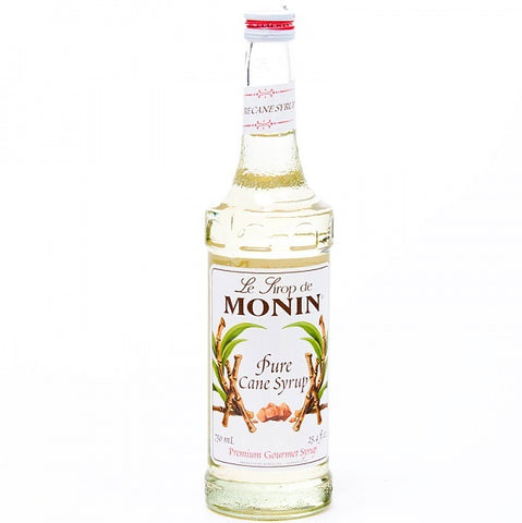 Monin Syrup - Pure Cane Sugar