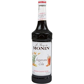 Monin Syrup - Sugarcane Cola - 750 ml