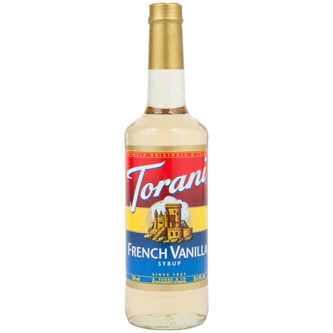 Torani Syrup - French Vanilla - PET