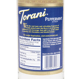 Torani Syrup - Peppermint - PET