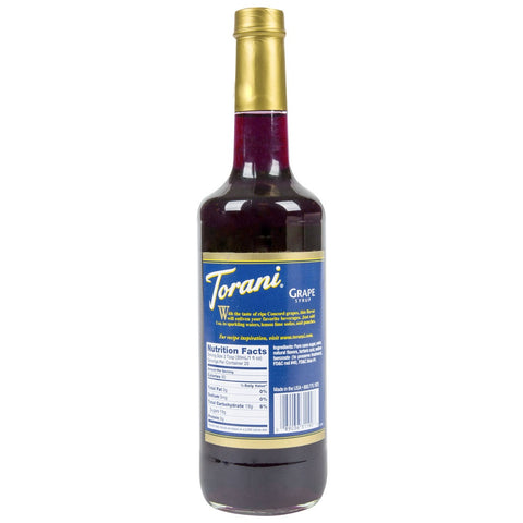 Torani Syrup - Grape