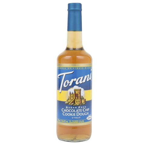 Torani Syrup - SUGAR FREE - Cookie Dough